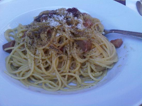 Osteria Jenny a San Lorenzo : stupenda,anche se....