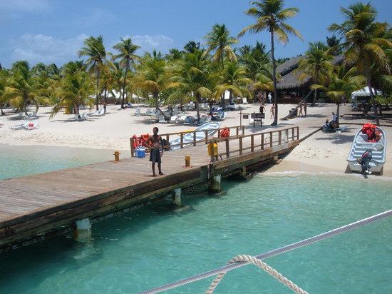 La Romana Province, Dominican Republic: Ile de rêve