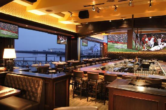 Jerry Remy's - Seaport: room with a view