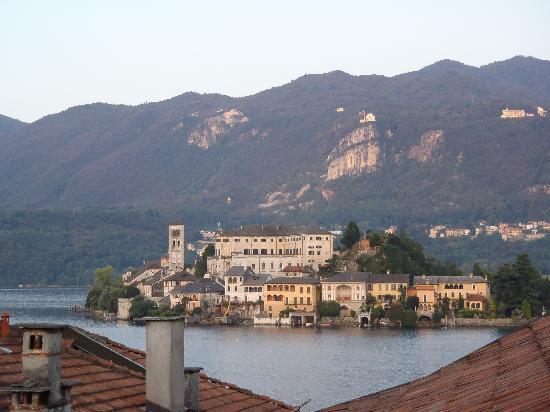 Hotel Aracoeli: Vista dalla Camera