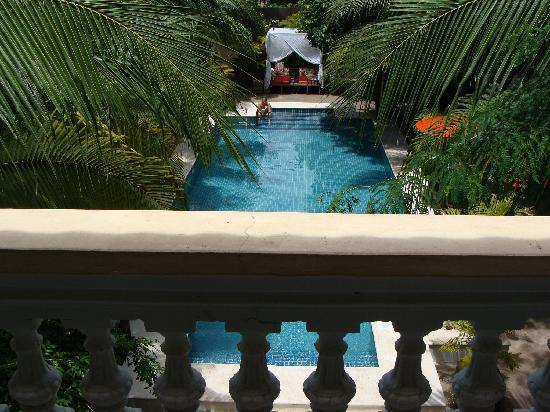 โรงแรมเดอะพาวิเลียน: dalla nostra camera