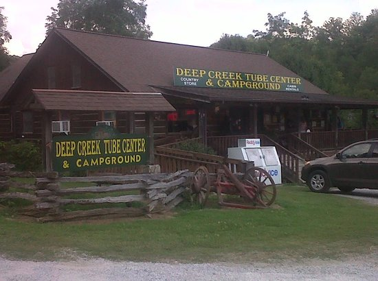 ‪Deep Creek Tube Center‬