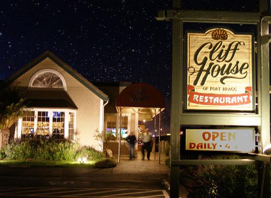 Cliff House Restaurant Fort Bragg Menu
