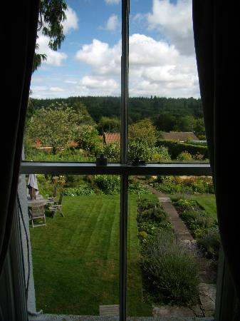 Crockerton House: View from the window