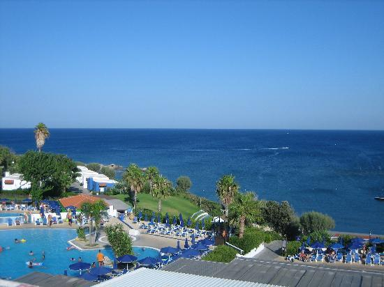 Sunwing Kallithea Beach: From room 457