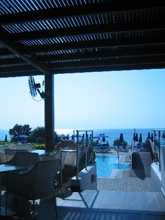 Sunwing Kallithea Beach: Restaurant Fino at the resort