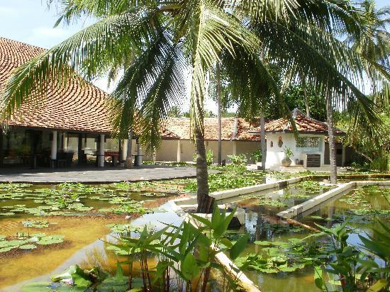 Evason Hua Hin: Restaurant area