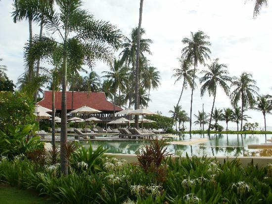 Evason Hua Hin: Lovely, lovely pool area