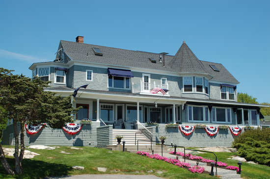 Kennebunkport, ME: The Beautiful Cape Arundel Inn