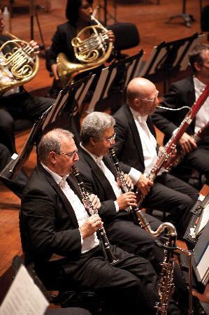 San Francisco Symphony: Clarinets & Bassoons