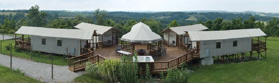 Turpentine Creek Overnight Lodging: Safari Lodge - Five Fabulous Choices