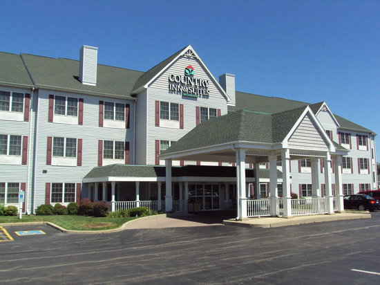 Country Inn & Suites By Carlson, Rock Falls: Hotel Exterior