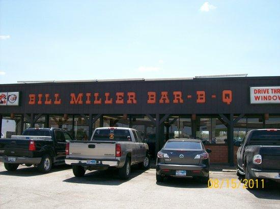 bill miller bar-b-q  austin