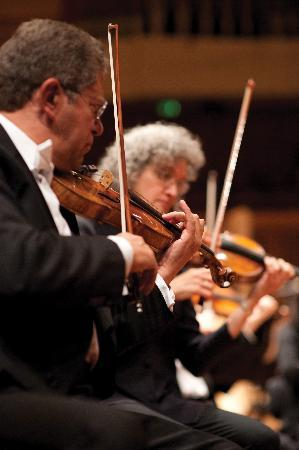 San Francisco Symphony: Violinists Barantschik and Tichman