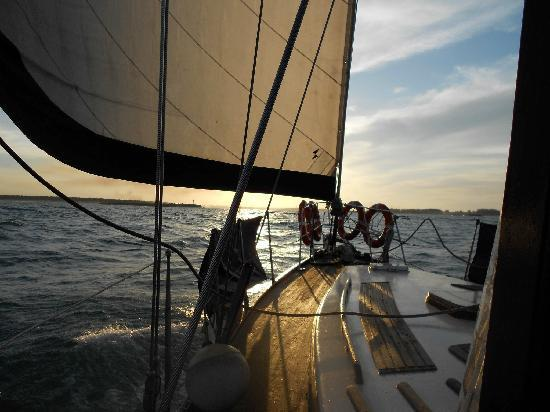 Port Sail Charters: Sailing into the Sun