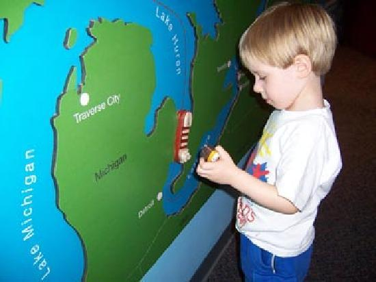 Great Lakes Children's Museum : Navigating the Great Lakes