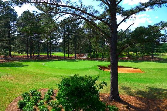 Cuscowilla on Lake Oconee: Hole 16