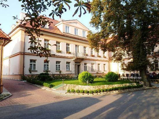 Castle Residence Praha: Castle Residence Innenhof