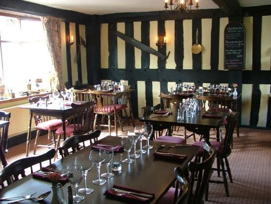 The King's House Restaurant: A Cosy Interior
