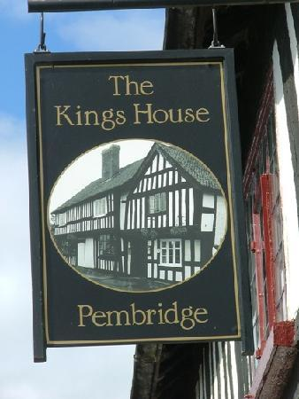 The King's House Restaurant: The Kings House Restaurant