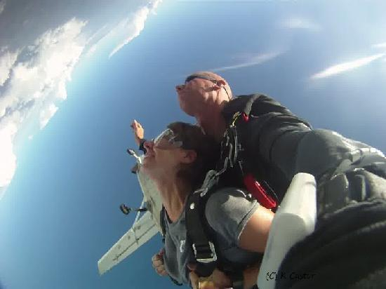 West Side Sky Divers: Free Fall