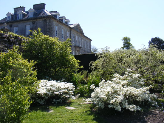 A House/Home with family history - Antony House, Torpoint