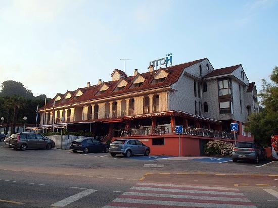 Hotel Campomar: hotel