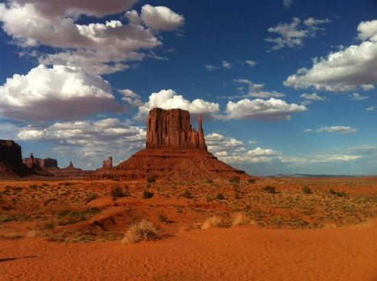 Monument Valley Safari: monument Valley