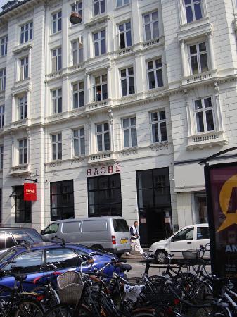 Hotel Windsor: el hotel desde la calle