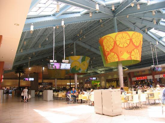 Sawgrass Mall Food Court
