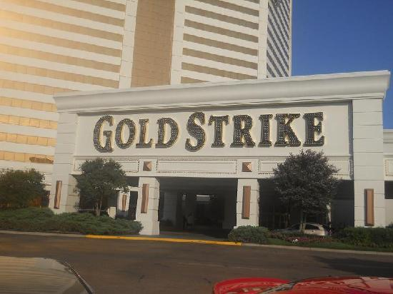 Gold Strike Casino Resort: Gold Strike Casino Entrance