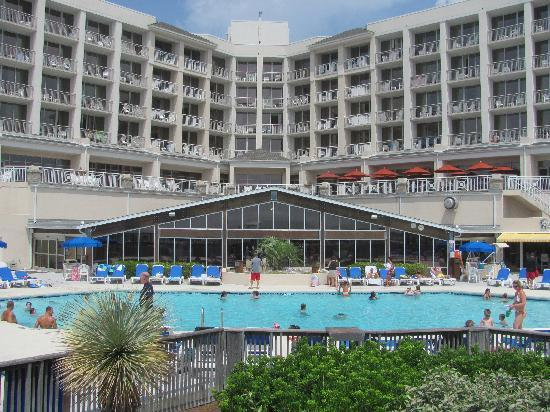 Wrightsville Beach Holiday Inn Resort Nc