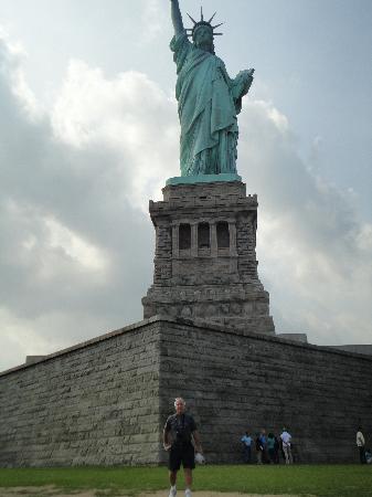 Ellis Island: Statue of Liberty