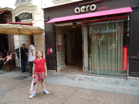 The Aero Hotel