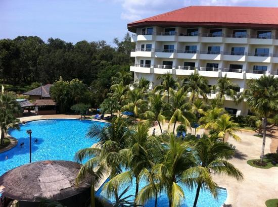 The Pool Area Picture Of Swiss Garden Beach Resort