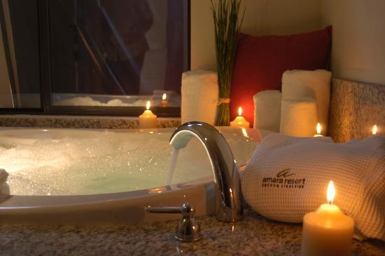 Relaxing Bubble Bath - Picture of Amara Resort & Spa, a ...