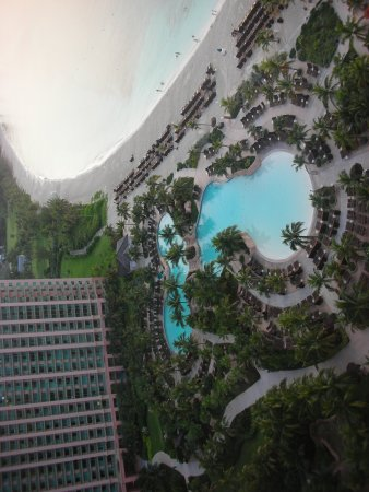 The Cove at Atlantis, Autograph Collection: View from 19th Floor in Cove Tower