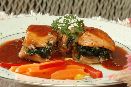 Jardin Restaurant : Fresh Food