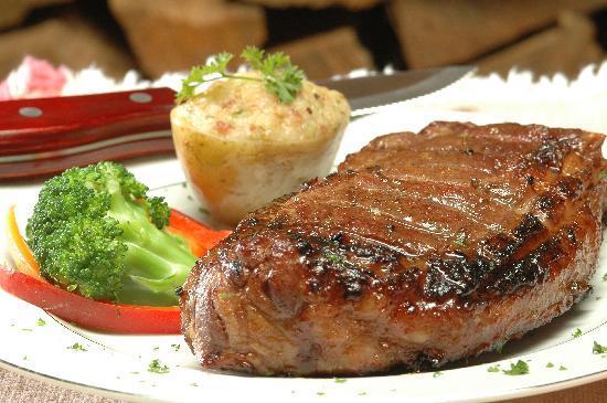 Jardin Restaurant : Cooked to order