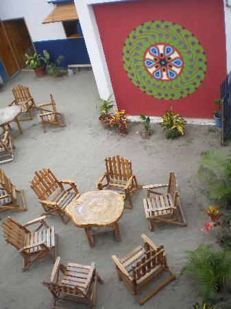 Amalur Hostal Restaurante: nuestro mandala de bienvenida