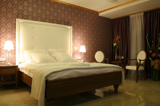DBH Bucharest: Double deluxe room
