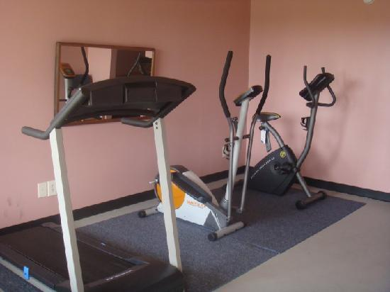 Richland Inn: Fitness Center
