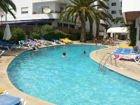 Hotel Apartamentos Mirachoro II: Pool