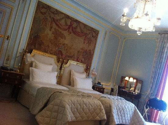 Ritz Paris: Chambre Deluxe