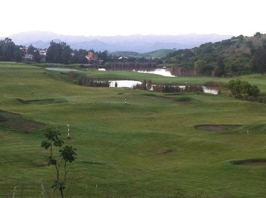 Hotel Spa Ixtapan: Morning walk around the golf course