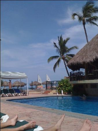 Vallarta Torre: Pool area