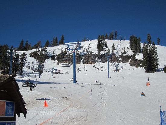 Truckee Donner Lodge: Ski Truckee