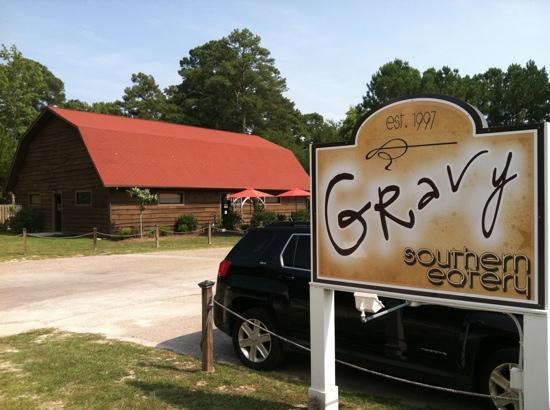 Gravy: outside view