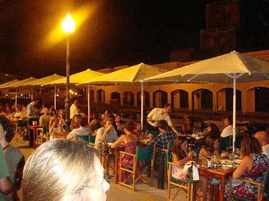 Cafè Balear: vista tavoli cafè  balear