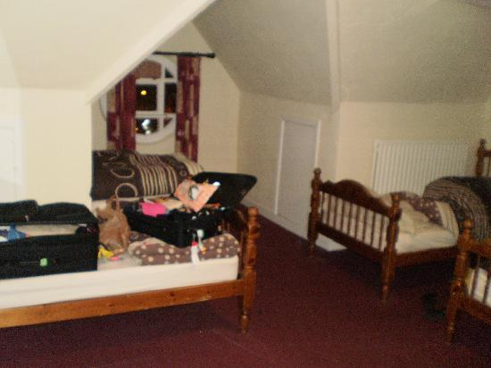Kinlay House: in the big 5 bedroom